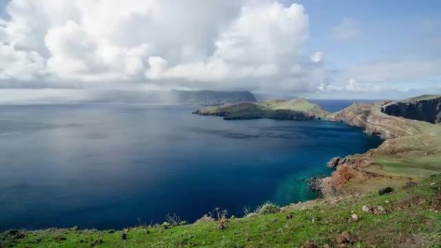 Sea Timelapse: Stock Video