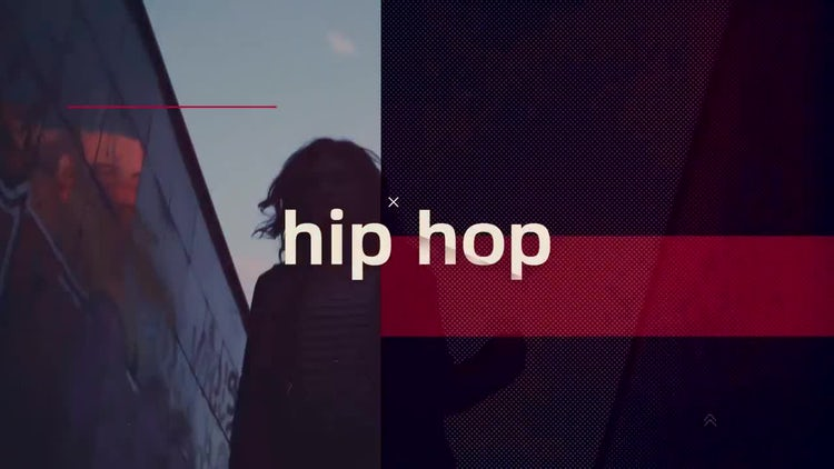 Street Beat Promo: Premiere Pro Templates