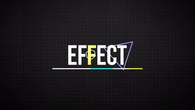 Glitch Titles : After Effects Templates