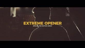 Extreme Opener: Premiere Pro Templates