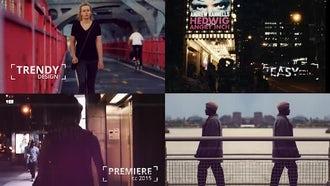 Modern Opener: Premiere Pro Templates