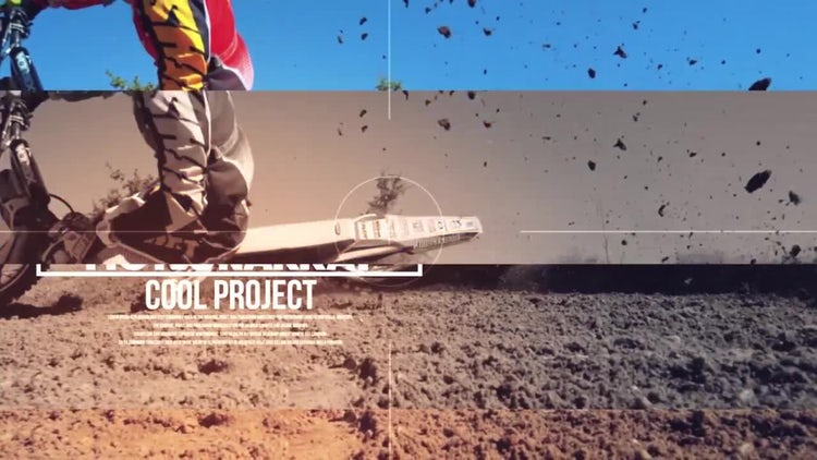 Fast Clean Slide: After Effects Templates