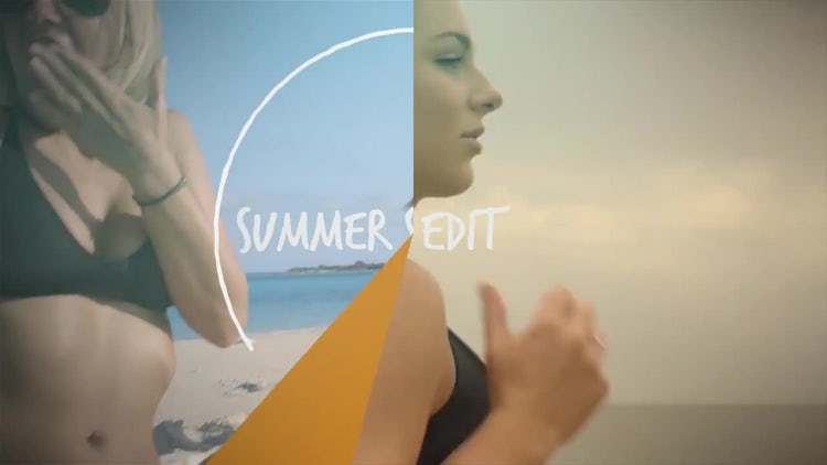 Summer slideshow premiere pro templates motion array for Adobe premiere pro slideshow templates
