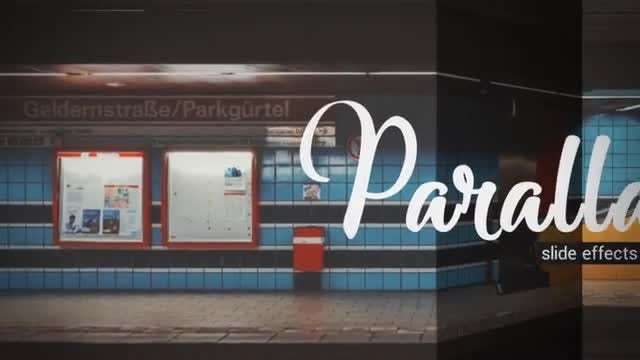 In The Sity: After Effects Templates
