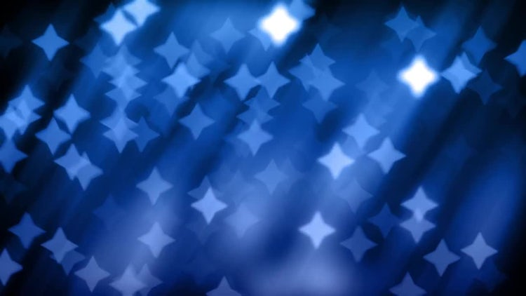 Motion Stars Background: Motion Graphics