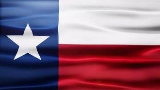 Texas Flag: Motion Graphics