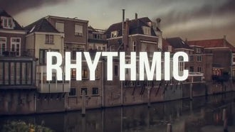 Rhythmic Intro: After Effects Templates