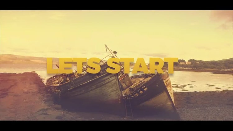 Claps Intro: After Effects Templates