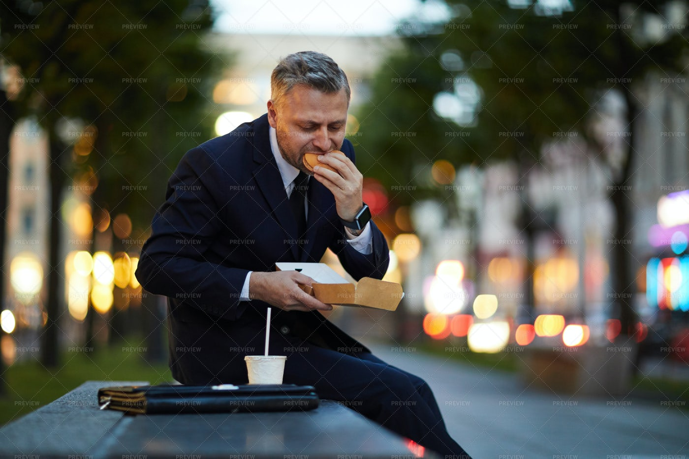 Fast Eat: Stock Photos