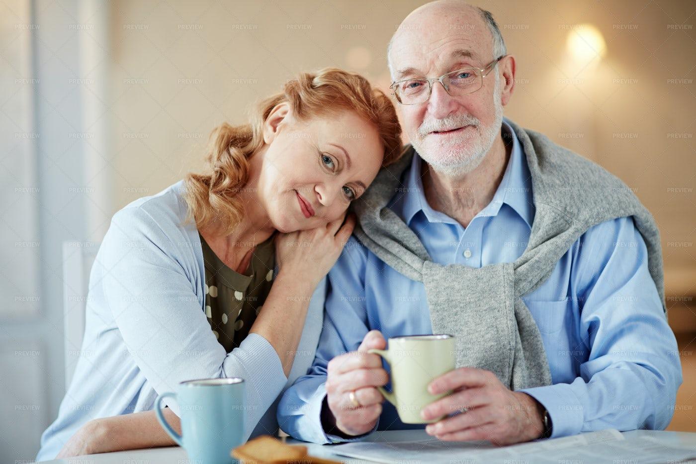 Happy Seniors: Stock Photos