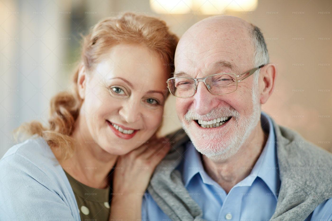 Married Seniors: Stock Photos