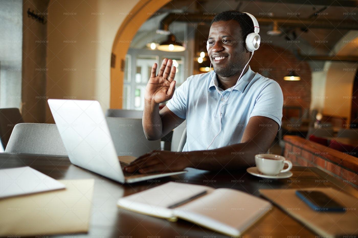 Video Communication: Stock Photos