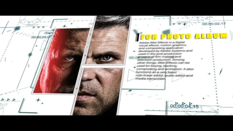 Corporate Modern - Clean Slideshow: After Effects Templates