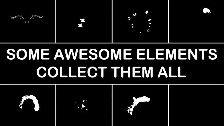 Awesome Elements: Stock Motion Graphics