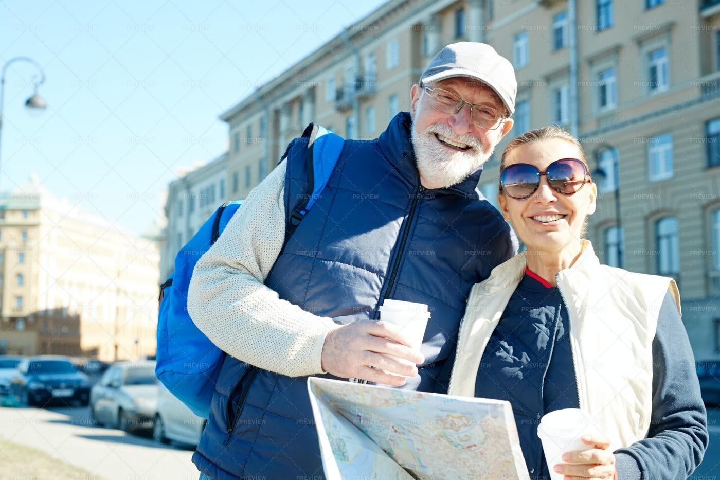 Mature Travelers: Stock Photos