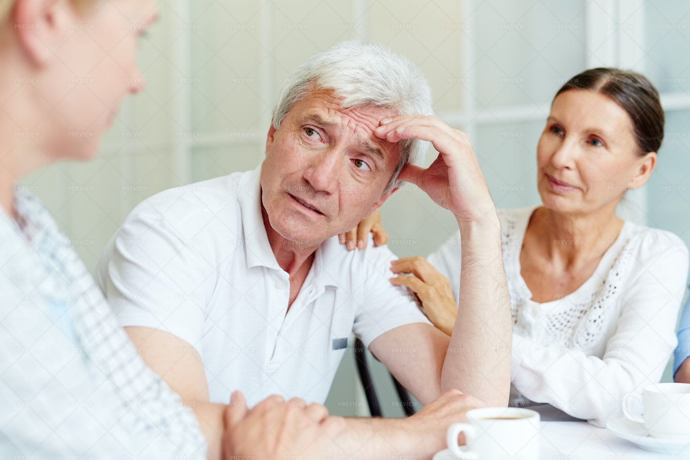 Psychological Support: Stock Photos