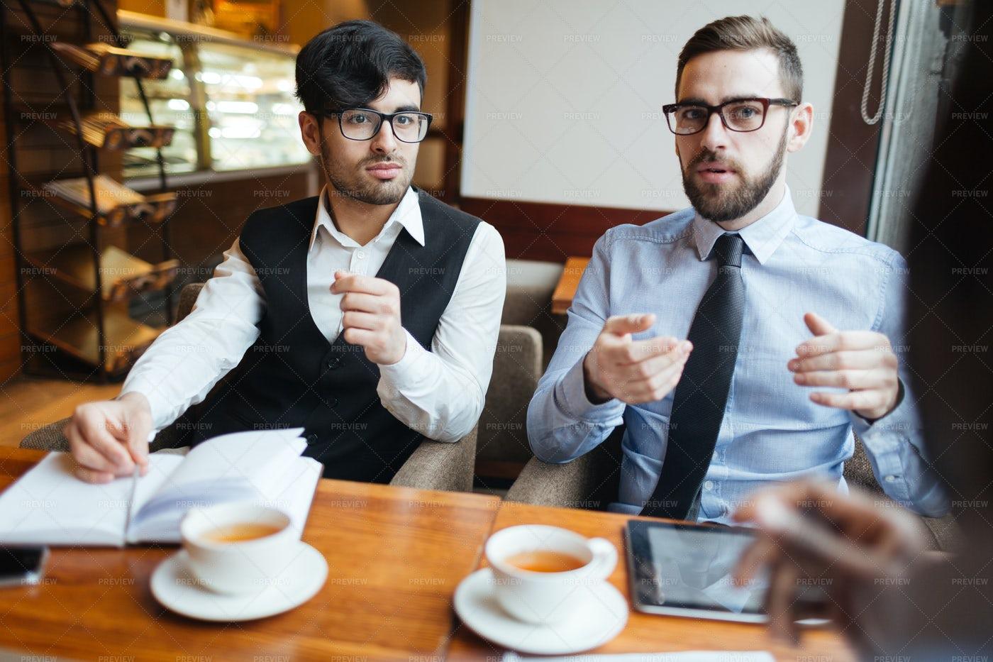 Talk Of Entrepreneurs: Stock Photos