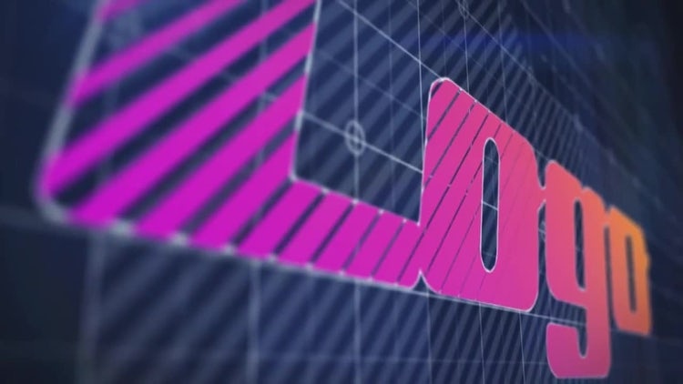 Tech Logo Reveal: After Effects Templates