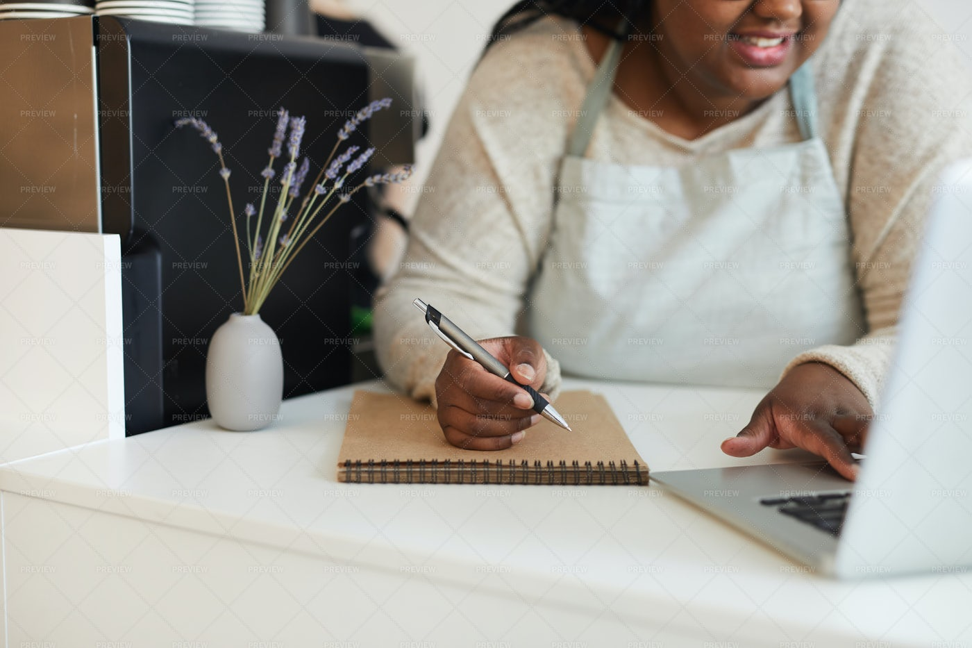 Busy Working: Stock Photos