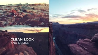 Clean Promo: After Effects Templates