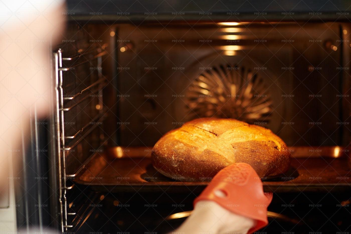 Crusty Bread: Stock Photos