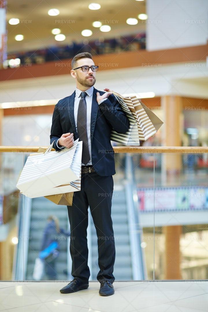 Elegant Shopper: Stock Photos