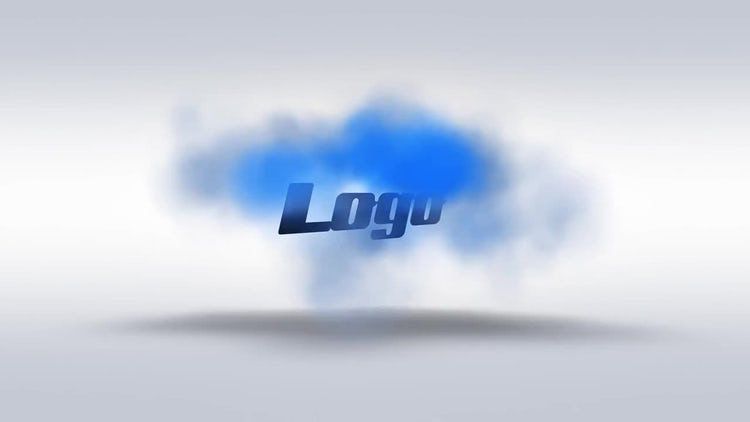 Smoke Whirl Logo: After Effects Templates