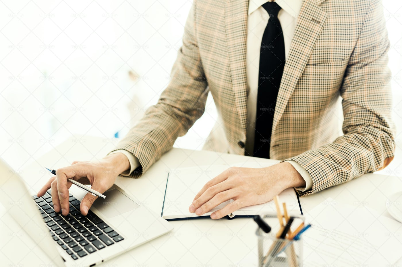 Analyzing Online Data: Stock Photos