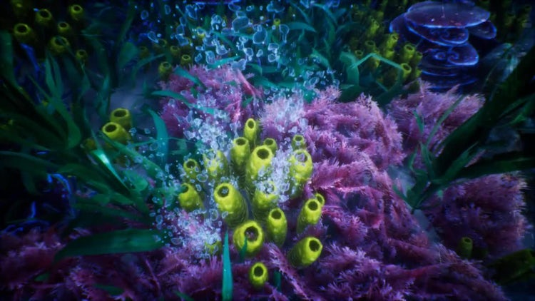 Under Water 1: Stock Motion Graphics