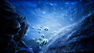 Under Water World 2: Motion Graphics