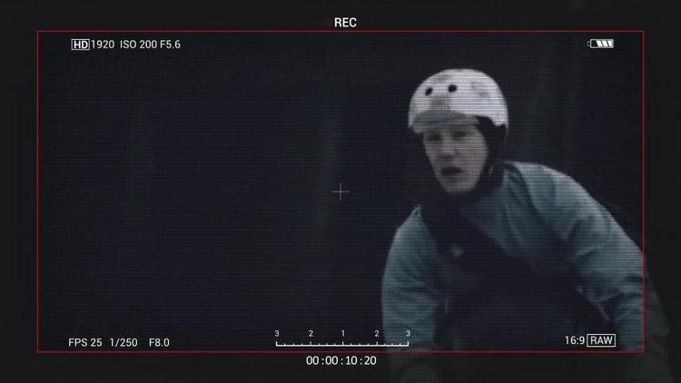Camera Screen Recordings-07: Stock Motion Graphics