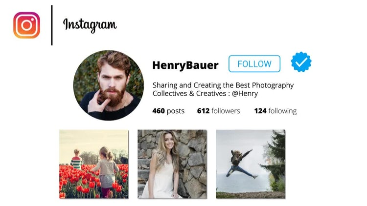 Instagram Promo V1.0: After Effects Templates