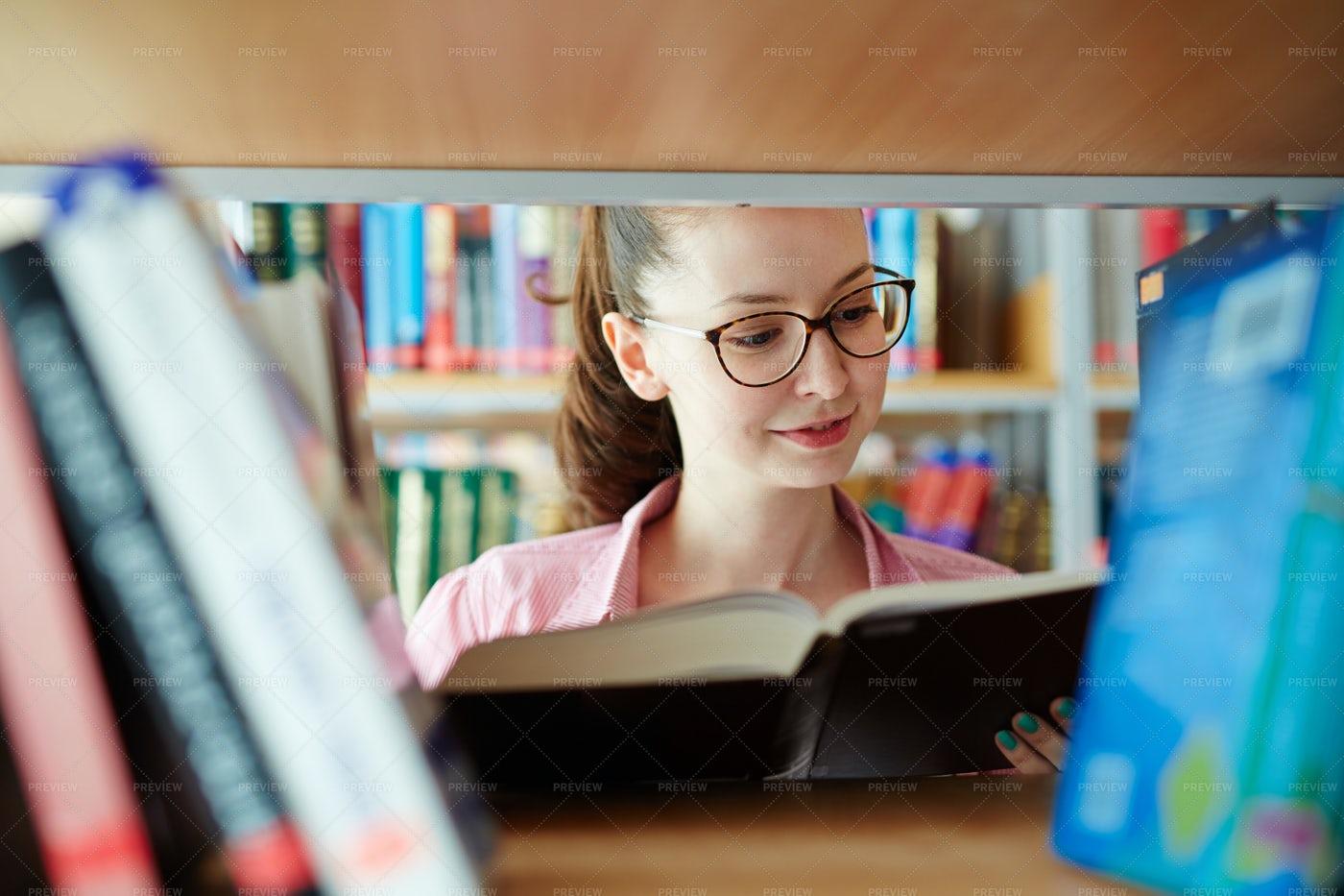 Smart Girl: Stock Photos