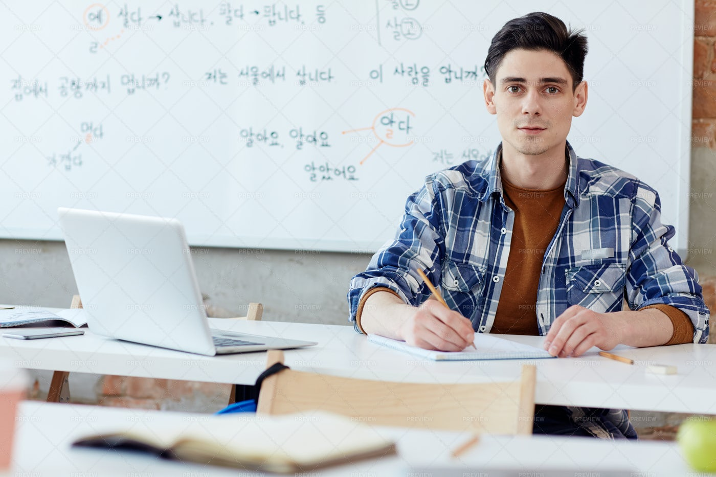 Engineer Learning: Stock Photos