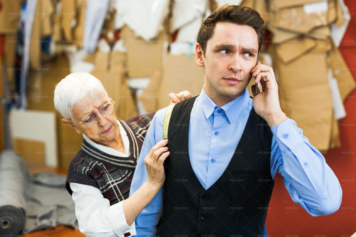 Tailoring Service: Stock Photos