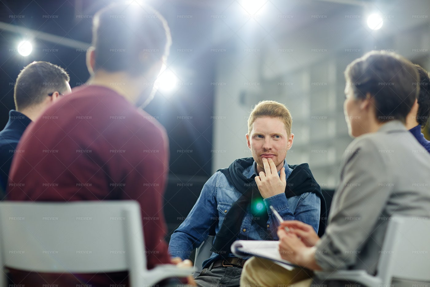 Psychological Therapy: Stock Photos