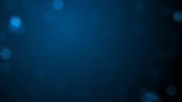 Falling Blue Glimmers: Stock Motion Graphics