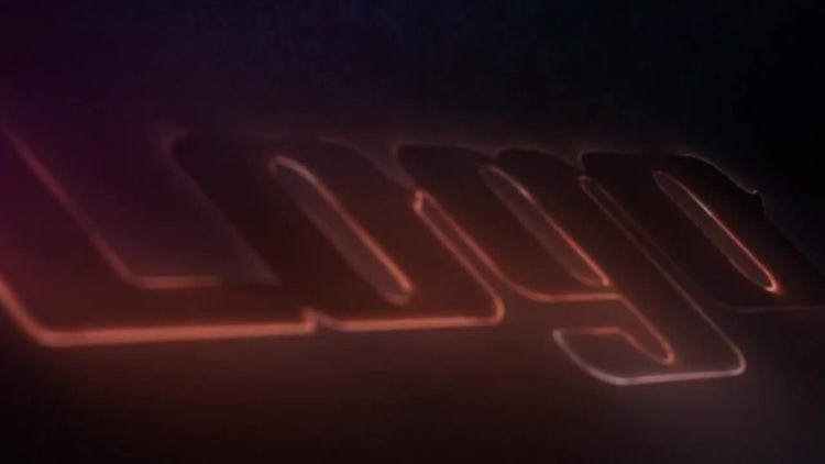 Saber Logo Reveal: After Effects Templates