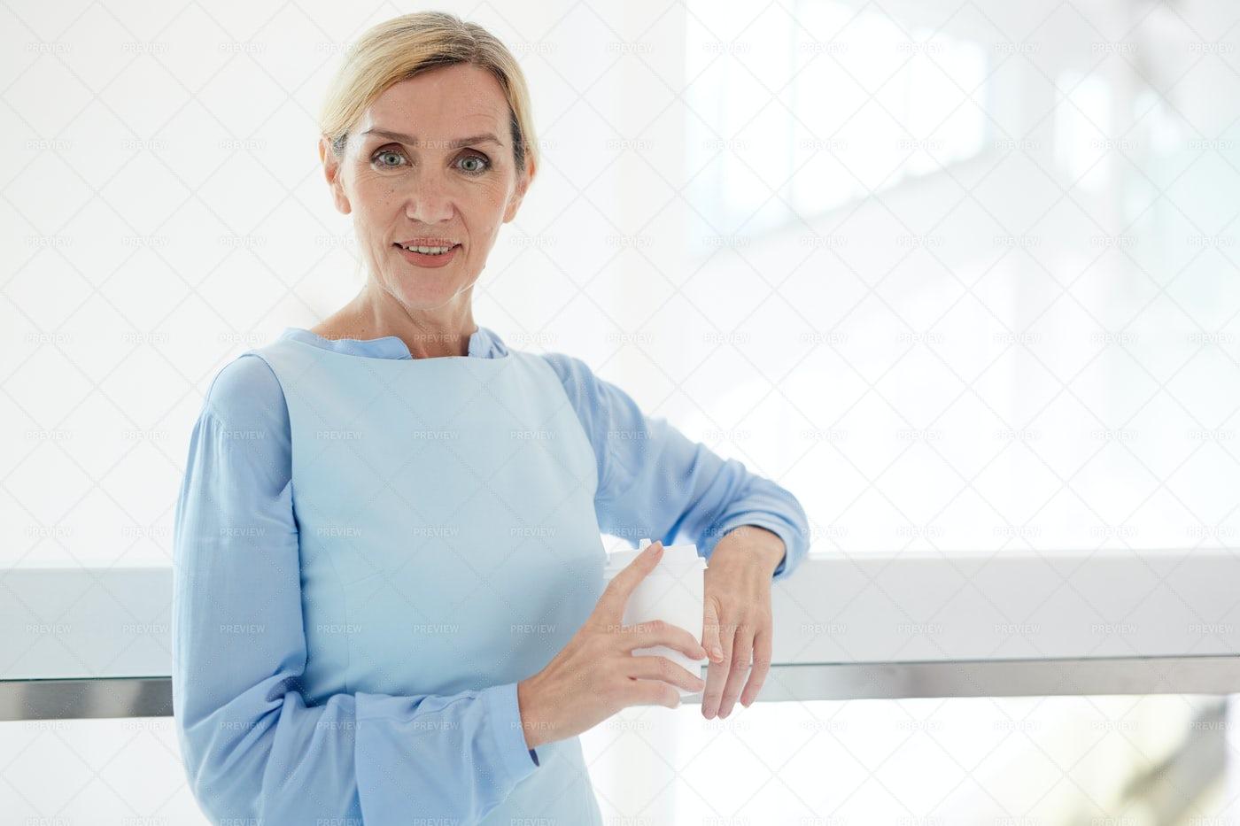 Mature Businesswoman: Stock Photos