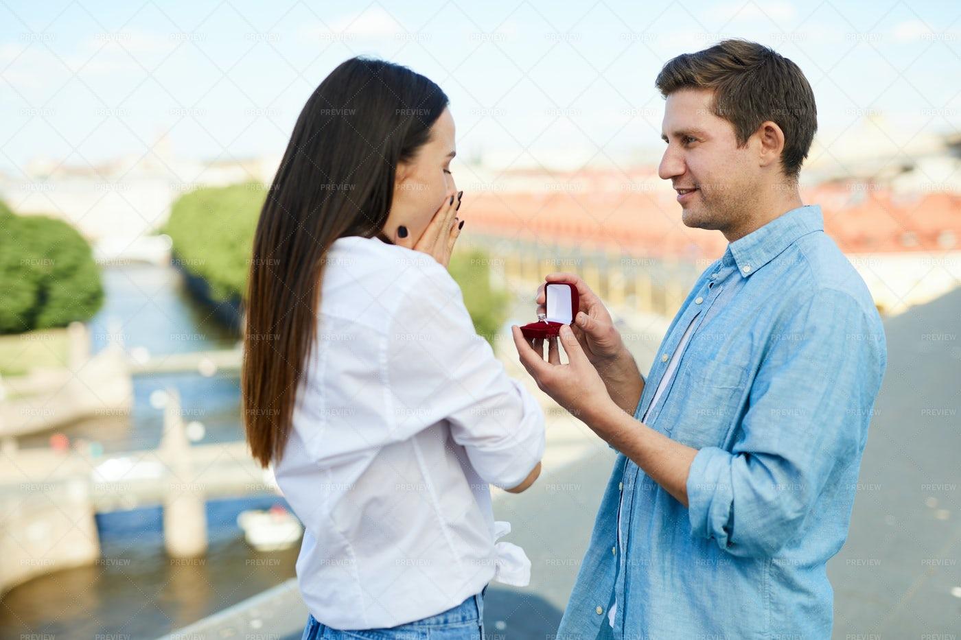 Be My Wife: Stock Photos