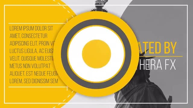 Ellipse Presentation: After Effects Templates