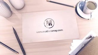 Sketch Logo Intro: After Effects Templates