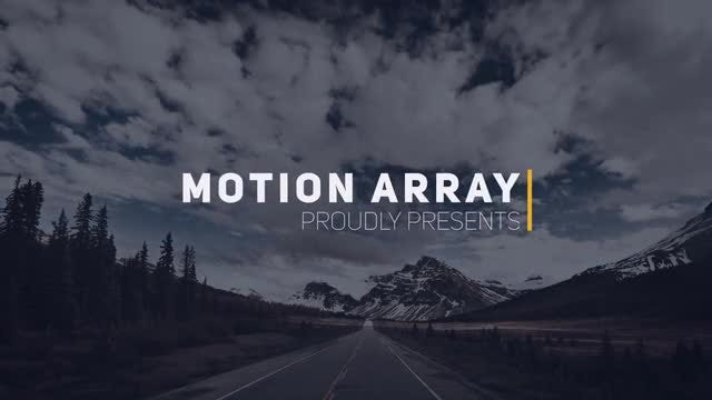 14 Creative Titles: After Effects Templates