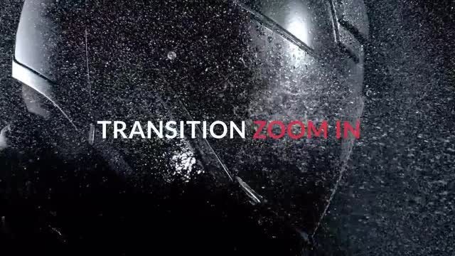 8 Transitions: After Effects Templates