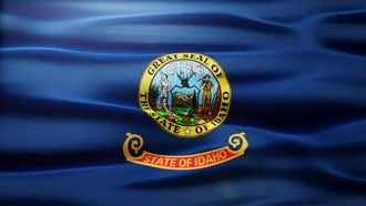 Idaho Flag: Motion Graphics
