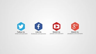 Social Media Intro: After Effects Templates