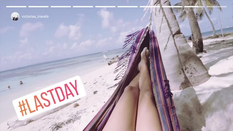 Instagram Stories Promo: After Effects Templates