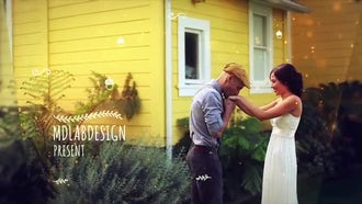 Wedding Reel: After Effects Templates