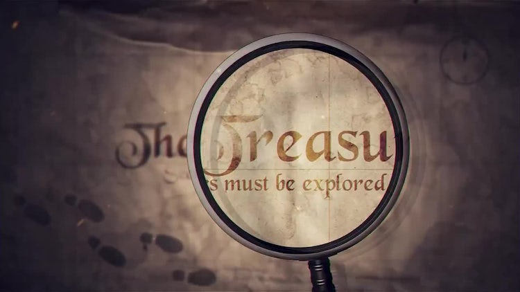 The Treasure: After Effects Templates