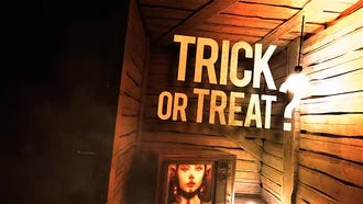 Halloween Intro: After Effects Templates